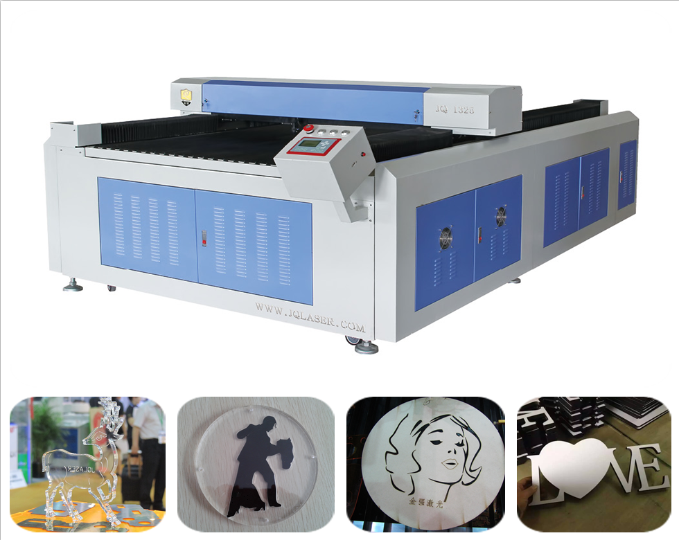 150 w Metal and Nonmetal Laser Wood Metal <strong>Cutting</strong> And Engraving Machine jq laser