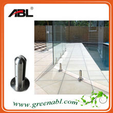 ABLinox tempered glass pool fence panels