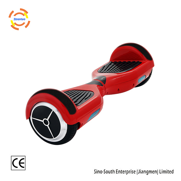 hands free self balancing two wheel car electric scooter for hotels using