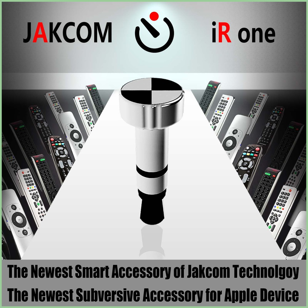 Jakcom Smart Infrared Universal Remote Control For Apple Computer Cases & Towers Dual Mini Itx Case Mini Pc Home Theater