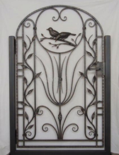 Hot sales & new designs wrought iron bars for windows