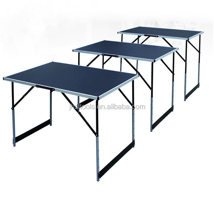 Outdoor Dining Table Potable Table Multipurpose Rectangle Suitcase Folding Tables