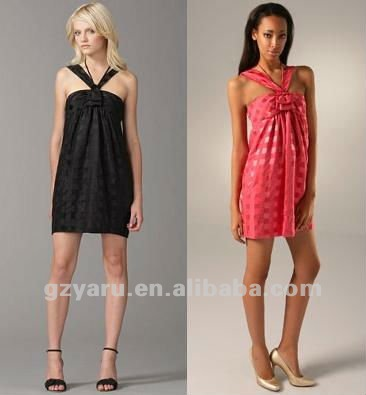 ladies summer garments dresses new fashion 2012 women clothes