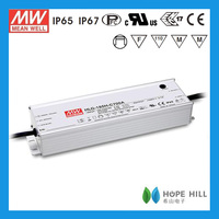 Genuine MEANWELL 185W Single Output LED Power Supply HLG-185H-C1400