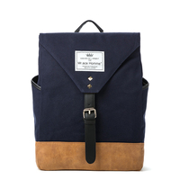 Fashion korean style canvas backpack & backpack bag