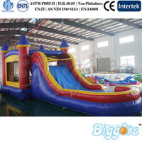Factory Price Commercial Bouncy Castle Inflatable Bounce with slide