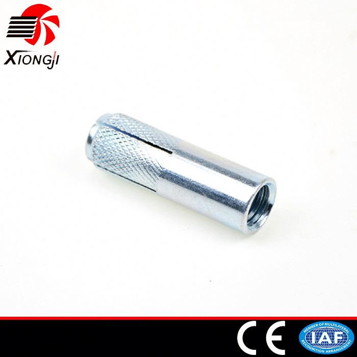 OEM High Strength SS316 Versatile Stone Vibration Carbon Steel Galvanized Split Set Rock Anchor Bolts