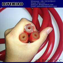 "wholesale Rubber 5/8"" (16mm) Tubing Spearfishing nature latex speargun rubber tube customize color speargun sling"