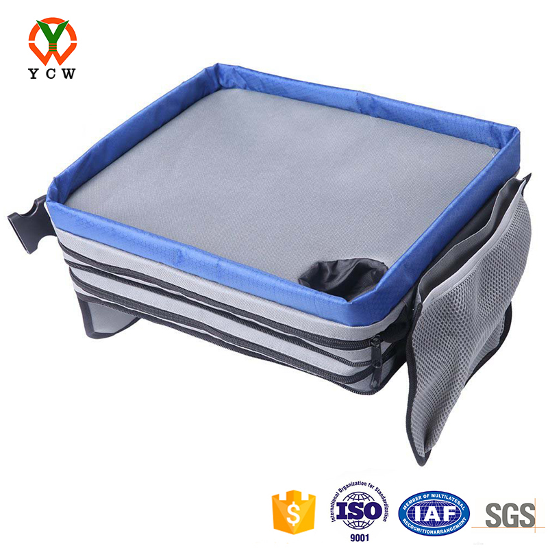 ISO9001 certificate factory car seat kids travel lap play tray