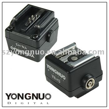YongNuo Flash Hot shoe Adapter YN-H3