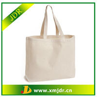 Wholesale Custom Plain Canvas Eco Bag