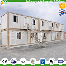 Cost-effective contaienr house with wheels 20/40ft container house ready made and pre-made container house