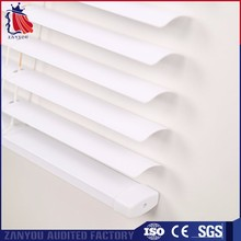 Semi or 100% Blackout PVC Waterproof Outdoor Plastic Blinds