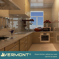 2018 Vermont New Cheap Melamine Design Kitchen Design Philippines Apartment Kitchen