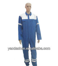 Flame retardant offshore coverall