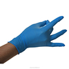 Disposable medical grade nitrile examination gloves