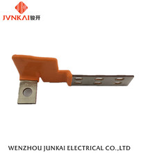 China manufacturer hot sales insulated flexible copper laminated busbars for Power Distribution