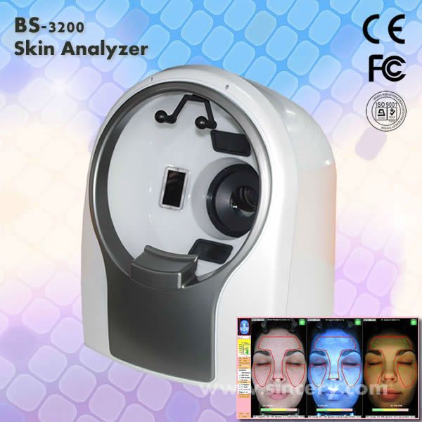 BS-3200 RGB/UV/PL cosmetic analysis camera for face skin and cosmetics
