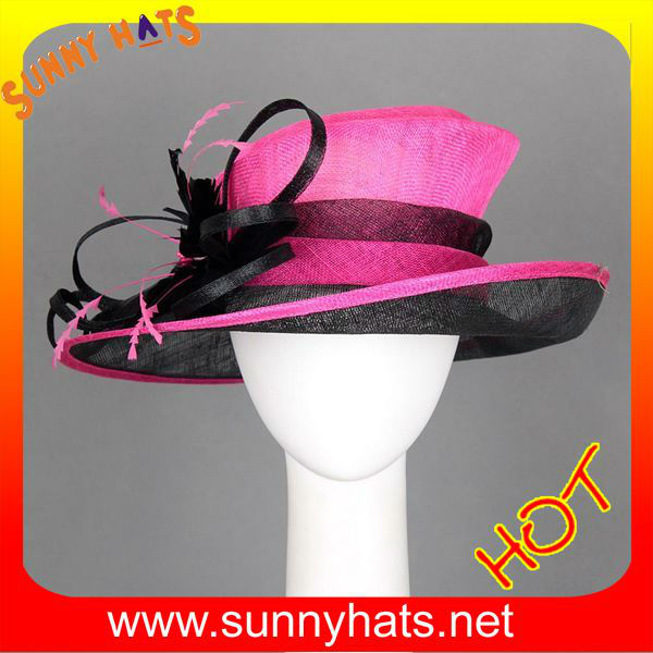 2014 Newest Style Womens dress hats