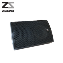 "Zsound single 12"" full range monitor speaker/ stage monitor/ professional monitor"
