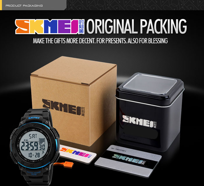 skmei pedometer watch instructions 2017 new arrival #1238 waterproof