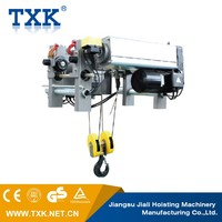 TXK Low Headroom Hoist 3200kgs Polipasto electrico de cable
