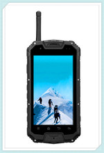 IP68 Smartphone 4.5 Inch Display Dual SIM Quad Core1GB Ram Android5.0 Waterproof Dustproof Shockproof Phone No.1 M2