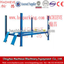 Heavy Duty Four Post Car Lifter Truck Hoist For Sale