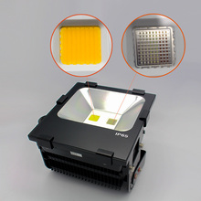 High power 190W gledopto LED flood light with epistar chip with reasonabile price meanwell driver