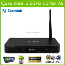 K8 Smart Android tv box 2G 8G Amlogic S802 quad core 4k ultra output android tv box xnxx movies cartoon TM8C