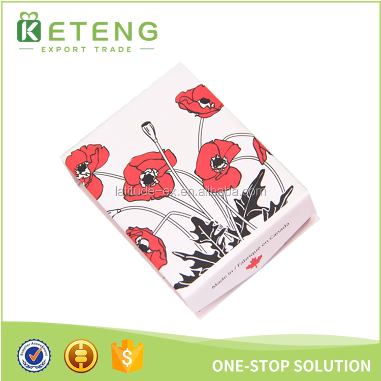 Lovely weed ring earrings storage boxes jewelry packaging gift box