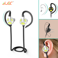 Cute light sports wireless stereo bass Bluetooth headset with microphone for girls