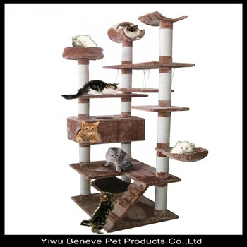 durable cats family cat tree hammock with sisal post durable cats family cat tree hammock with sisal post view big cat      rh   benevepet en alibaba