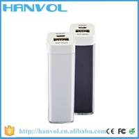 2017 New Portable Power Bank Rohs