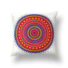 New design thai silk cushion cover knitted cushion cover with high quality
