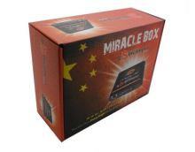 Miracle Box with Miracle Key Dongle unlock box for mobil phone