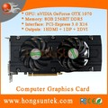 OEM NVIDIA GeForce GTX1070 8GB 256-Bit GDDR5 PCI Express 3.0 Direct X12 Gaming Video Graphics Card for mining project