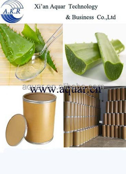 herbal plant extract of Aloe Vera Extract Aloe-emodin 98%