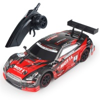 2.4G Pvc cover tamiya Super GT rc sport racing drifting car 1:18 super speed electric toys