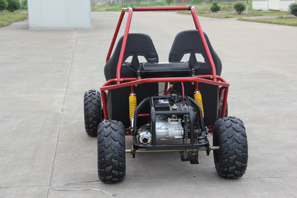 New two seats 150cc gas off road go kart(MC-423)