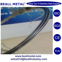 ASTM A269 A213 stainless steel coiled tubing TP304 /316 /321