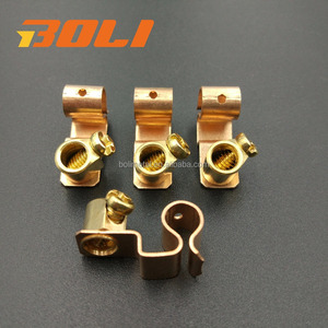 Customized Brass Aluminum Stainless Steel Sheet Metal Stamping Parts from Chinese manufacturer