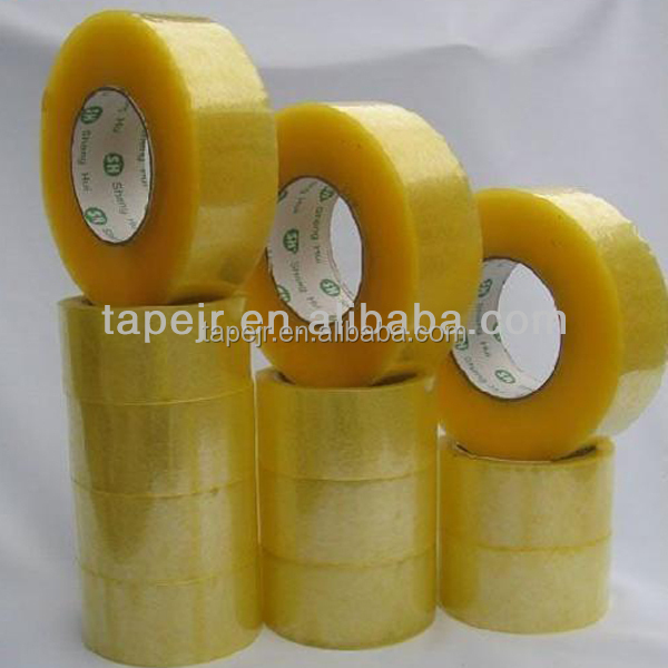 Alibaba China supplier OEM Bopp Self Adheisve packing Tape Plant