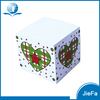 Eco Square Shaped 4C Printing Memo Cube Pad Block Note
