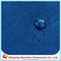 Waterproof Nonwoven Fabric Roll For Home Textile,Water Repellent Nonwoven