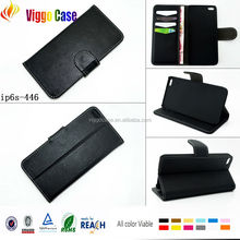 Leather mobile phone holder for iphone 4 4S 5 5S 6 6S china made in china