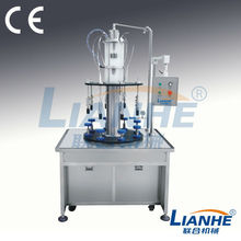 8-10-head SUS316L Rotary automatic perfume filling machines