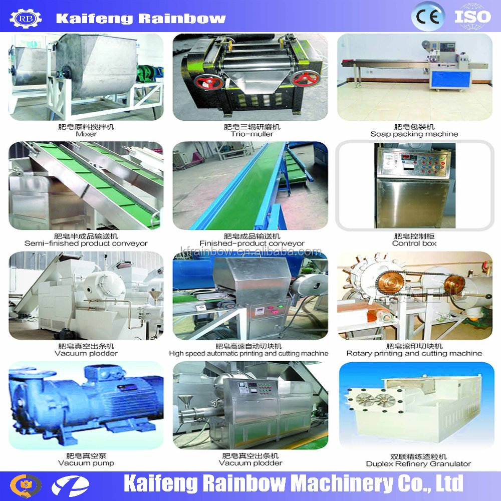 High quality best price toilet soap moulding machine