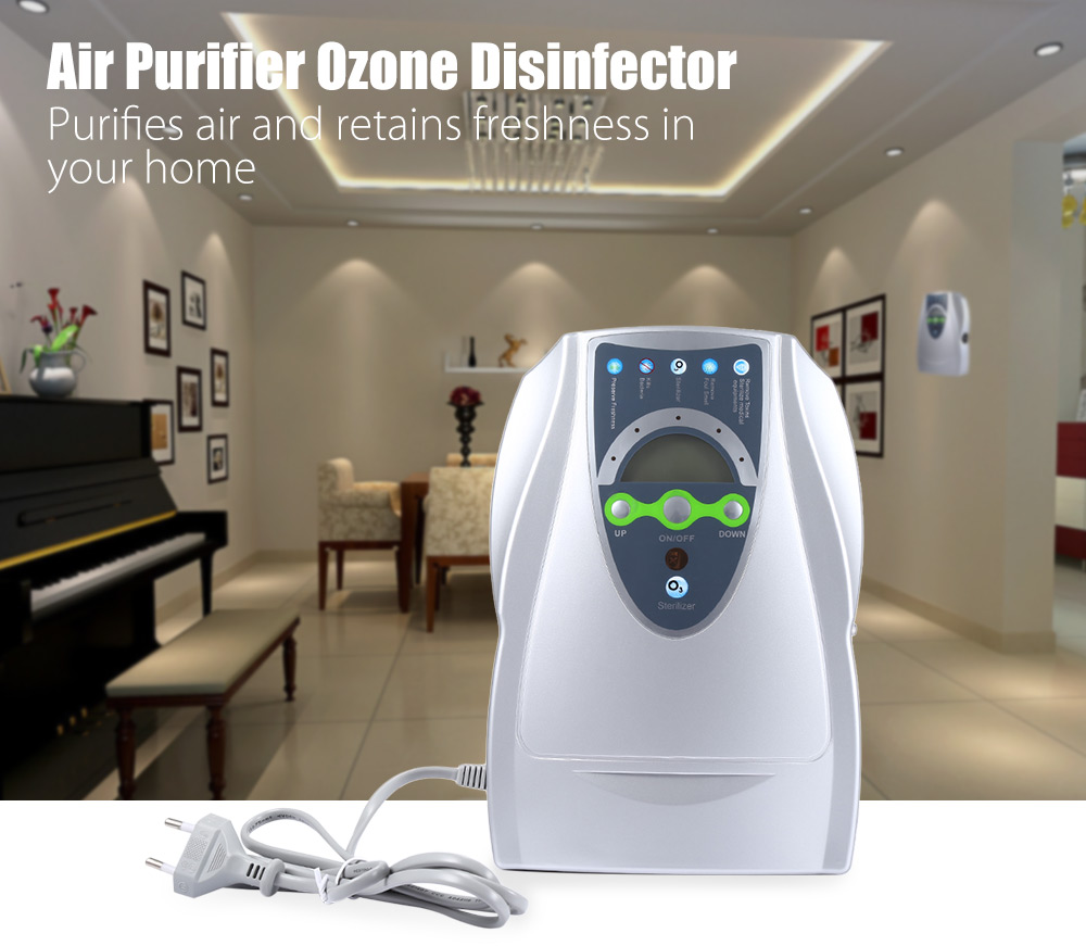 High quality domestic use 500mg/h ozone generator for <strong>air</strong> and water