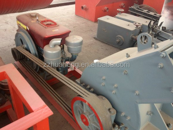 hammer crusher working principle Hammer crusher operating principle: the main working part of hammer crusher is rotors with hammer the rotors consist of main shaft, disk, pin shaft and hammers hammer crusher – henan zhongke engineering technology co.